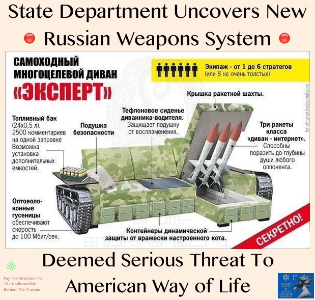20150418 LMGNC Alert!-) State Department's Uncovers New Russian Threat, ekspert