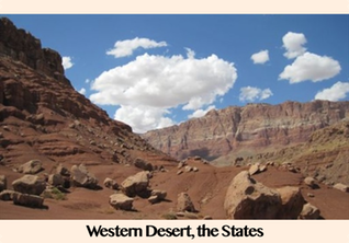 _Pic 1. Western Desert, the States