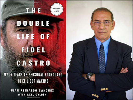 COVER-&-AUTHOR- The Double Life of Fidel Castro, juan_sanchez