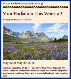 LM-GNC, Your Radiation #9, May 22-29, 2015
