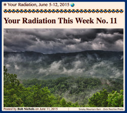 LMGNC- Your Radiation # 11, June 5-12