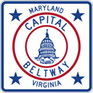 Maryland, Capitol Beltway Sign