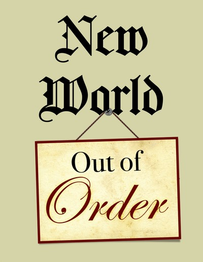 New World Out of Order (paste)