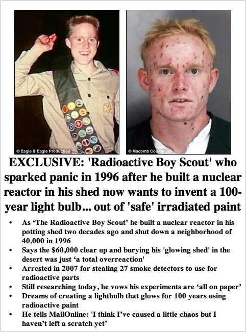 'Radioactive Boy Scout' w-headline&bullets