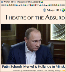 TITLE- 20160113  Putin Schools Merkel & Hollande in Minsk 101