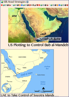 TITLE- 20160220 US Plotting to Control Bab al-Mandeb, UAE to Take Control of Socotra Islands