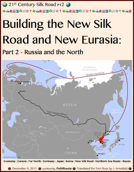 TITLE- Building the New Silk Road and New Eurasia- Part 2 - Russia and the North - Fort Russ