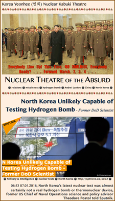 TITLE- North Korea Unlikely Capable of Testing Hydrogen Bomb