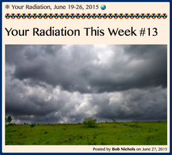 TITLE- Your Radiation #13, June 19-26, 2015