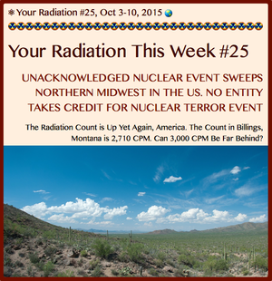 TITLE- Your Radiation #25, Oct 3-10, 2015