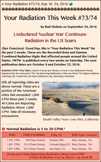 TITLE- Your Radiation #73/74, Sep 10-24, 2016