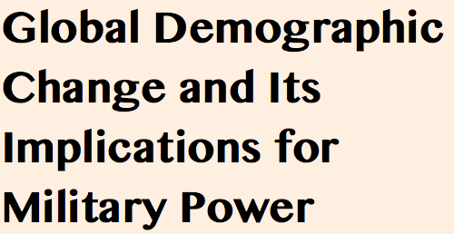 TITLE 2- RAND Demographic Military Power