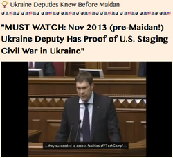 TITLE PLATE- Ukraine Deputies Knew Before Maidan